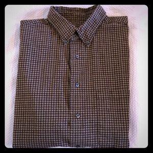 Timberland Weathergear Button Down Shirt Size L